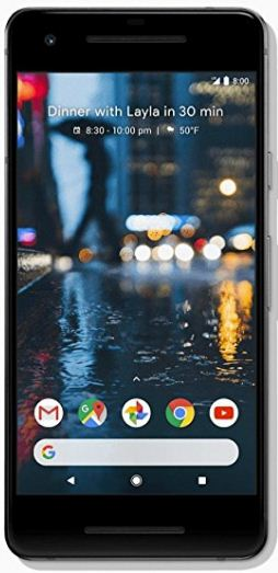 Fix Google pixel 2 black screen issue