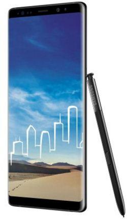Galaxy Note 8 home screen settings