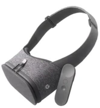 Google Daydream view for Pixel 2