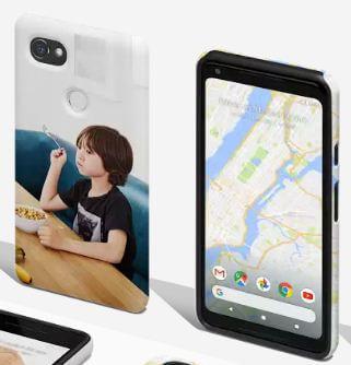 Google Pixel 2 Live case