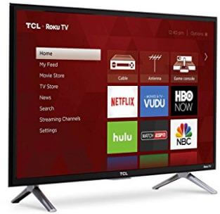 Best Black Friday 4K TV deals 2017 TCL