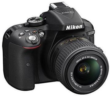 Best deals on Black Friday Nikon DSLR camera