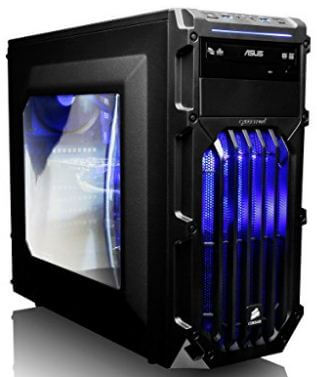 CybertronePC gaming PC deals 2017