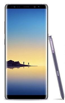 Samsung galaxy Note 8 black friday 2017 deals for UK