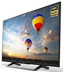 Sony Black Friday deals on 4K ultra HD TV