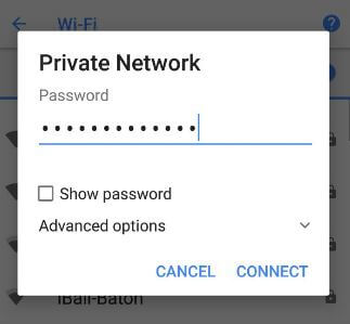 Fix WiFi connectivity issue on Pixel 2 XL