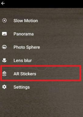 Google Pixel AR Stickers