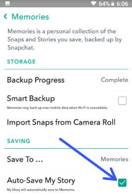 how to use snapchat on android phone
