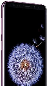 How to set a screen lock type in galaxy S9 and galaxy S9 Plus
