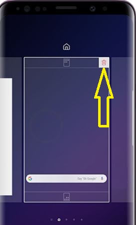 How to add page on home screen Galaxy S9 and Galaxy S9 Plus