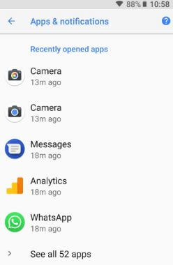 How to move apps to SD card in android Oreo 8 0 and 8 1