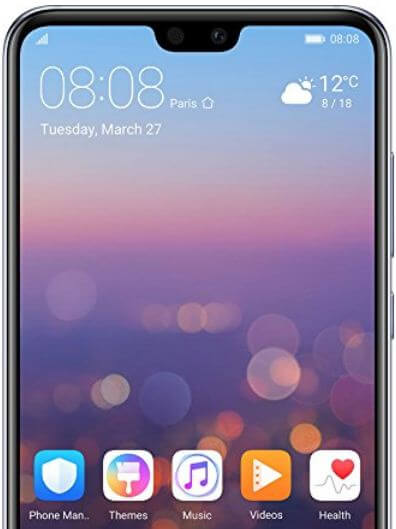 How to change home screen settings on Huawei P20 Pro