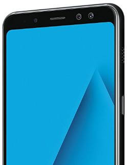 Best camera phone under 30000 Samsung galaxy A8 Plus