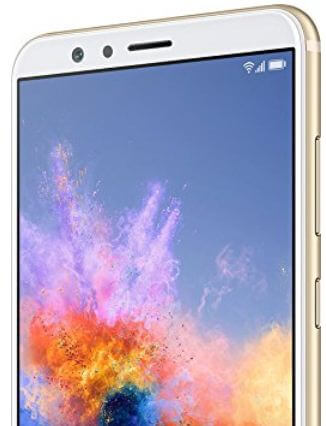 Honor 7X phone in India