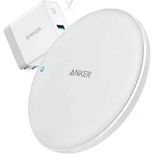 Anker wireless charger for Note 9