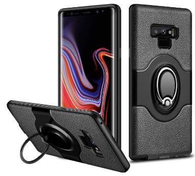 best sneakers 1c8e0 76704 Best Galaxy Note 9 kickstand cases 2018: Top 5 best