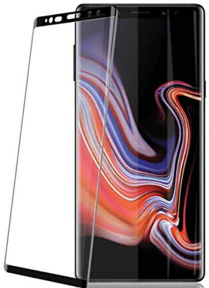 Best Galaxy Note 9 screen protector LK