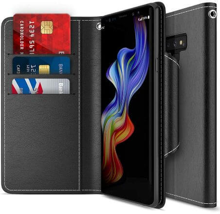 Best wallet case for Galaxy Note 9