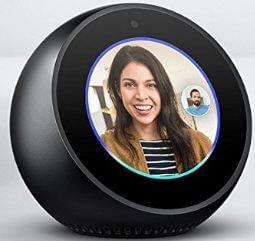 Black Friday 2018 deals on Amazon Echo Spot – black