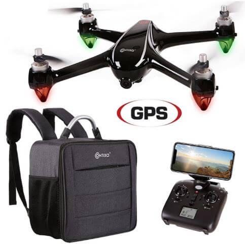 Contixo F 18 quadcopter drone deals 2018