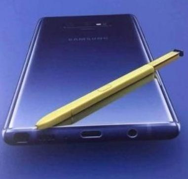 How to use S Pen on Galaxy Note 9 Oreo