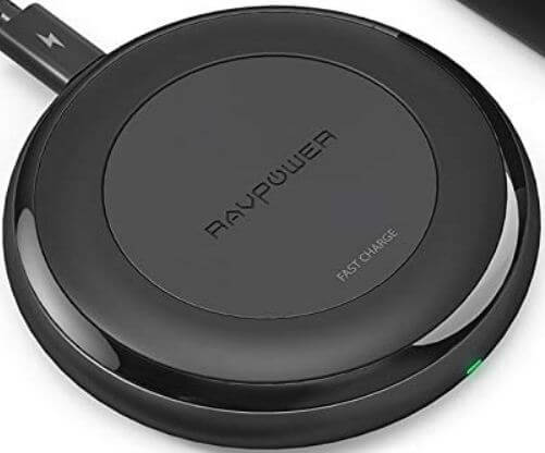 RAVPower wireless charger for galaxy Note 9