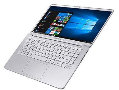 Samsung laptop series notebook 9 deals 2018