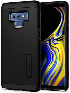 Spigen Kickstand case for galaxy note 9