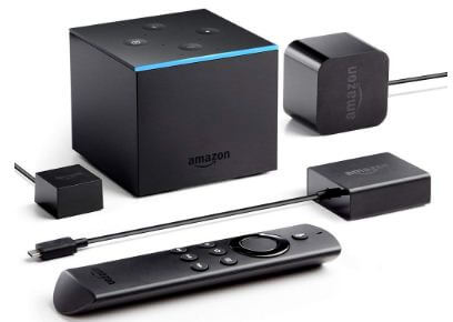 Amazon Fire TV Cube streaming media player deals