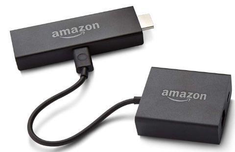 Amazon Fire TV adapter Ethernet