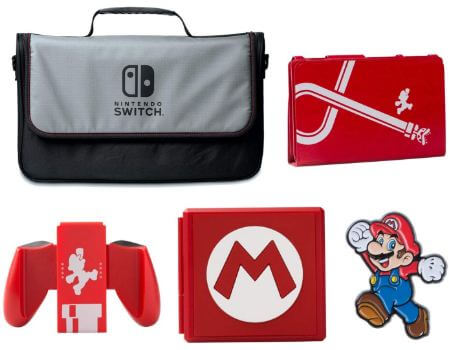 Amazon Nintendo switch Bundle Mario kit