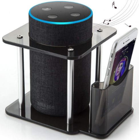 Best Amazon Echo plus accessories deals on speaker stand for Echo