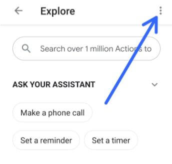Google Assistant supported languages