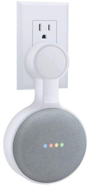 Google home mini wall mount holder from AMORTEK