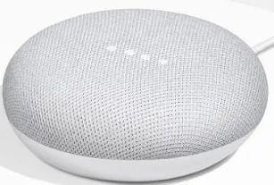 Google smart speaker home mini