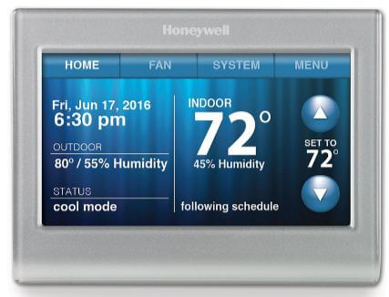 Honeywell thermostat best Echo accessories