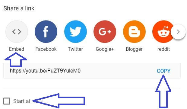 How to add YouTube Video to WordPress Post