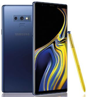 How to customize Galaxy Note 9 keyboard settings