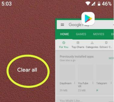 Improve battery life on Google Pixel 3 XL