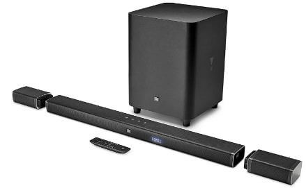 JBL 4K ultra HD best Dolby Atmos Soundbar 2019