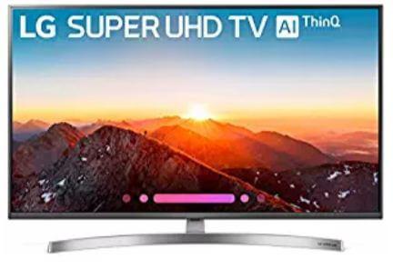 LG 4K TV 2019 deals