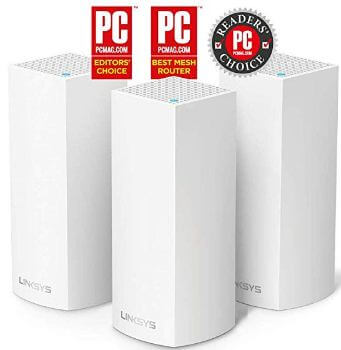Linksys Mesh WIFI system black Friday 2018 UK deals