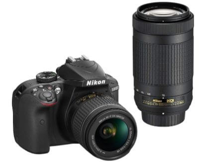 Nikon DSLR CAMERA 2018 black Friday deals