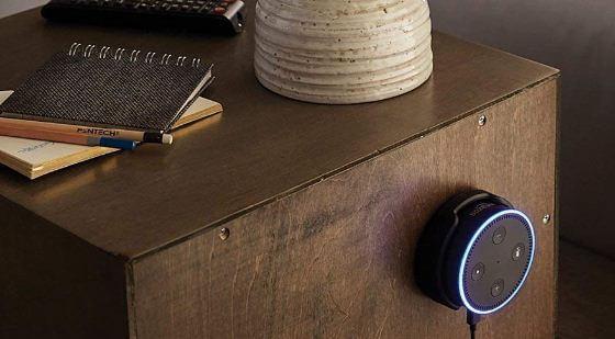 Sanus wall mount for Amazon Echo dot