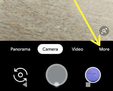 Use Photobooth on Pixel 3 camera