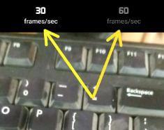 change video resolution on Pixel 3 Pie