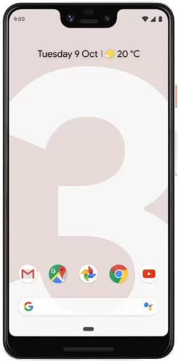 Google Pixel 3 XL Black Friday 2018 deals on Smartphone