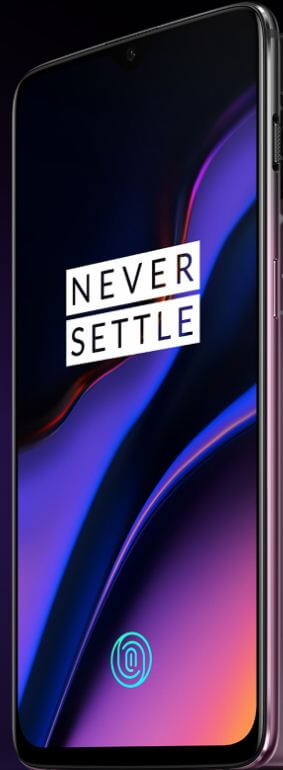 How to change lock screen preference in OnePlus 6T