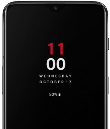How to enable three finger screenshot in OnePlus 6T