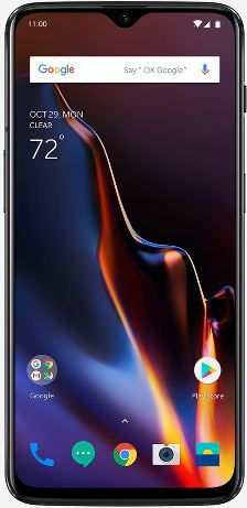 How to hide the Notch area in OnePlus 6T